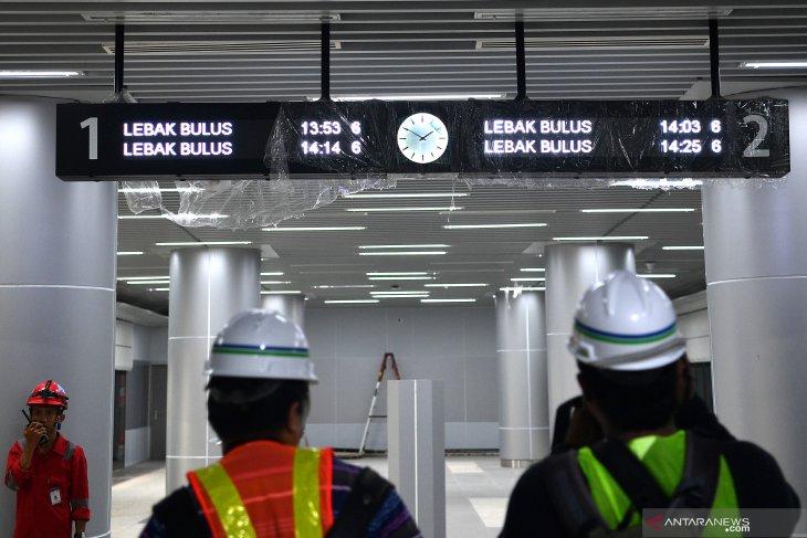 PERJALANAN MRT JAKARTA, MENUJU BABAK BARU TRANSPORTASI IBU KOTA