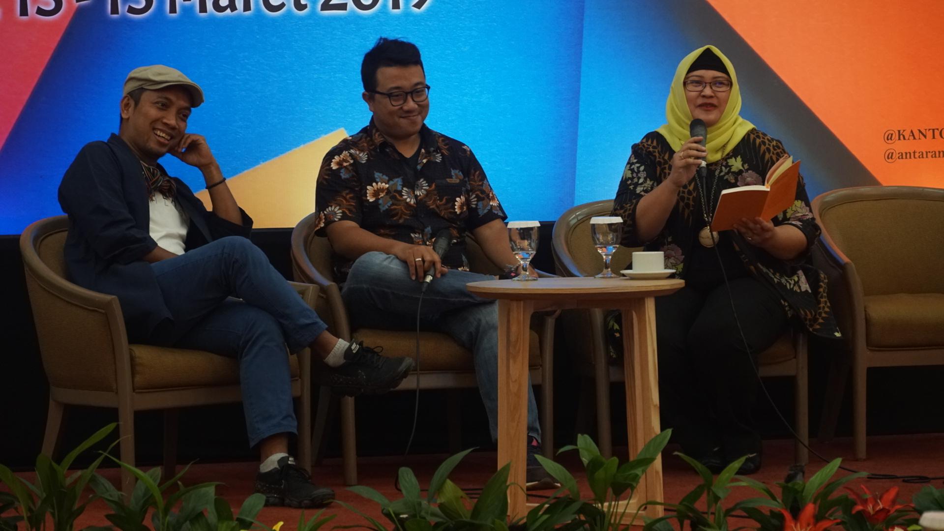 SHARING SESSION BERSAMA DIDI DIARSA&RAMA MAMUAYA DALAM SOSIALISASI KEBIJAKAN PERUSAHAAN TAHUN 2019