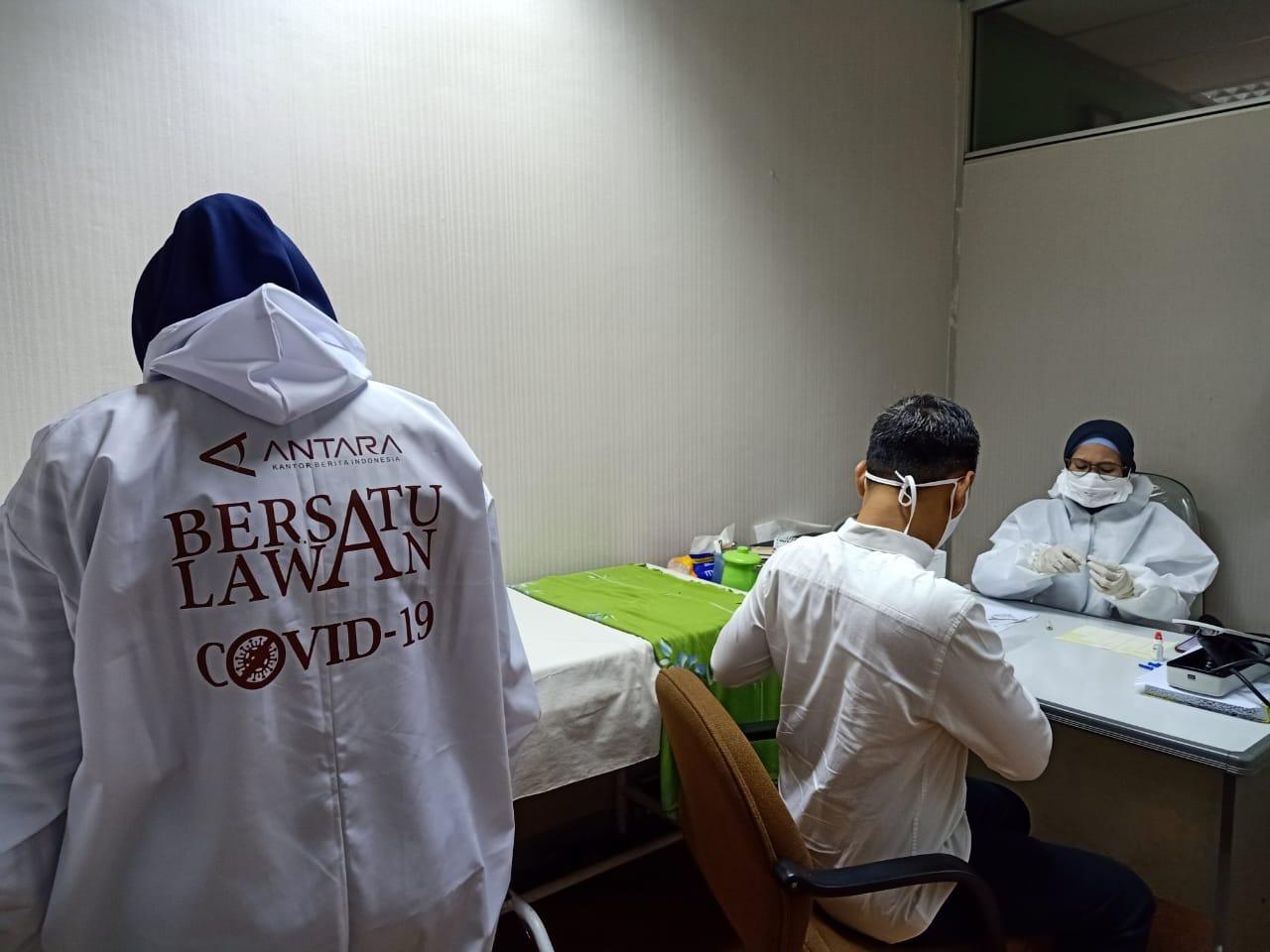 ANTARA BERSATU LAWAN COVID-19