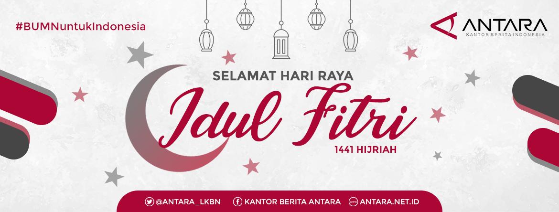 Dewas, Direksi dan segenap Karyawan Perum LKBN ANTARA mengucapkan selamat hari raya Idul Fitri 1441 H.